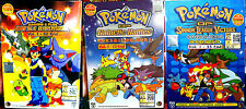 English Version ~ Pokemon Diamond & Pearl :(Season 11 + 12 + 13) ~ 8-DVD 3 BOX ~