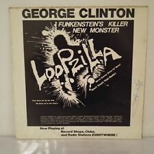 "George Clinton–Loopzilla (Vinyl 12"" Maxi 45 Tours, Promo)"