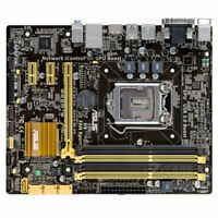 Asus B85M-G CSM/SI Mainboard For Micro ATX DDR3 LGA 1150 Motherboard Systemboard