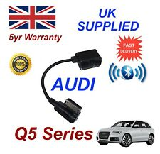 AUDI Q5 Streaming Bluetooth Música módulo, para Motorola Amazon Sony Iphone