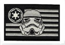 Stormtrooper usa Flag Star Wars Rogue Morale Hook Patch