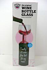Original Ultimate Wine Bottle Glass BigMouth Inc Holds Full Bottle of 750 ml