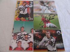Podolski ** signiert ** 1 Panini Card Deutschland EM WM aussuchen: DFB Köln FCB