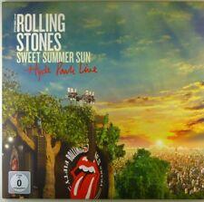 "3x 12"" LP - The Rolling Stones - Sweet Summer Sun - Hyde Park Live - E1215"