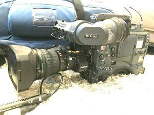 Panasonic AJ-SPX900E DVCPRO50 P2 Camcorder