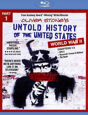 The Untold History of the United States, Part 1: World War II (Blu-ray, 2014)