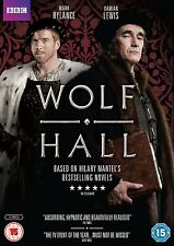 Wolf Hall – The Complete Miniseries DVD Period Drama