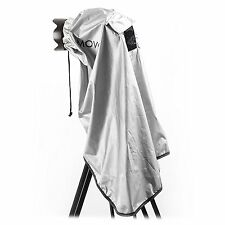 Movo CRC03 Extra-Long Waterproof Rain Cover Coat for DSLR SLR Camera/Lens/Tripod
