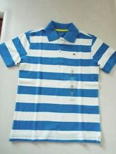 Tommy Hilfiger Boys' Striped Collared T-Shirts & Tops (2-16 Years)