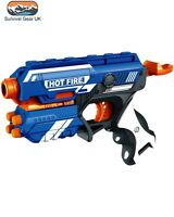 KIDS DART TOY GUN BLAZE STORM DELTA PISTOL INCLUDES 10 DARTS - FREE DELIVERY