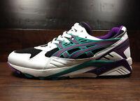 Asics GEL-Kayano Trainer (Black / White / Purple)  [H403N-9033] Running Mens