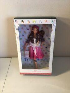 Barbie Collector Pink Label Dooney & Bourke Doll by Mattel #J0937 (2006) New