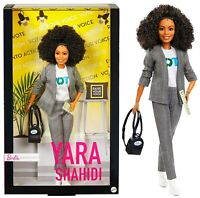 "Mattel Barbie Signature Yara Shahidi Doll Shero 12"" Inches Tall NEW & SEALED"