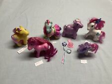 My Little Pony Figure (Lot of 6) Various Accessories Toys Collection