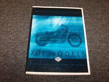 1999 Harley-Davidson XLH Sportster 883 1200 Models Shop Service Repair Manual