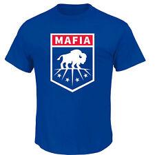 "Buffalo Bills Mafia ""Family Crest"" T Shirt T Shirt"