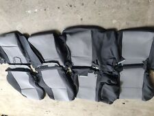 2015-2017 Prius V Two OEM Factory Cloth Upholstery