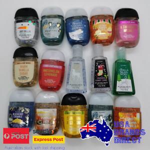 BATH & BODY WORKS *LOT OF 5 DIFFERENT* 29ml POCKETBAC Hand Sanitisers Pocket Bac