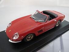 Best 9003 Ferrari 275 GTB Spyder, rot, 1:43, unbespielt, TOP !