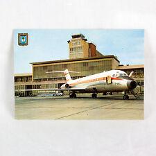 Iberia - DC9 - Avión Tarjeta Postal - Condición DE MENTA