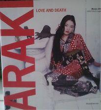 ARAKI - LOVE AND DEATH - MOSTRA MUSEO D'ARTE -LUGANO