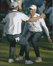 Sergio Garcia SIGNED Autograph 10x8 Photo AFTAL COA Ryder Cup WINNER GOLF