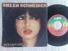 "HELEN SCHNEIDER - ROCK'N ROLL GYPSY - 45 GIRI 7"" ITALIAN PRESS"