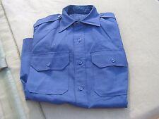 chemise militaire us   tropical blue    (cab)