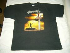 SCHEITAN – very rare original 1996 TRAVELLING… T-Shirt!!!! black death metal