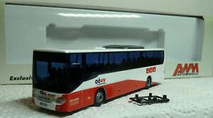 AWM 58656 Setra S 415 UL Linienbus OÖVV Stern & Hafferl top in OVP