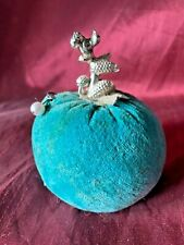 More details for vintage florenza style poodle pin cushion and tape measure