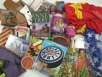 Christmas Gifts Stocking Stuffers -MYST2  Misc Items All New Over $45 In Value!!