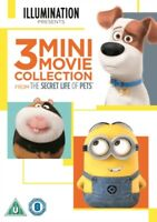 Nuovo Animali Mini Film DVD