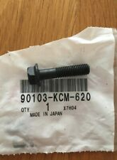 Honda, 90103 KCM 620,Exhaust clamp band bolt 8x35, CBR NC700 VF12 CBF1000 CTX