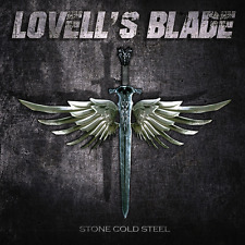 LOVELL'S BLADE - Stone Cold Steel (NEW*DUTCH STEEL*EX-PICTURE*SAXON*THE RODS)