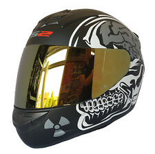 103525011xl Casco Ls2 Integrale Ff352 Rookie X-ray Nero Matto XL Termoplastica69