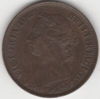 1891 Victoria Farthing***Collectors***(2)