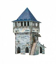 TOP TOWER Building Games Terrain Landscape Scenery Cardboard Model Kit (242-01)