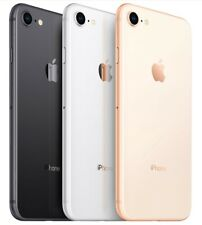 Apple iPhone 8 / 64GB 256GB / Space Grau Silber Gold Rot / ohne Simlock