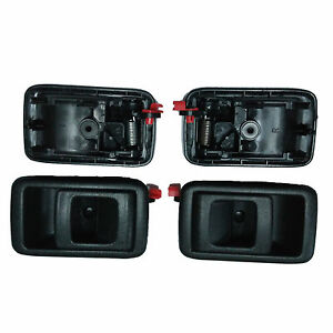 Fit Toyota Tercel Tacoma Inside Interior Front Rear Left Right Side Door Handle