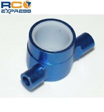 GPM Racing Tamiya Terra Crusher Blue Aluminum Gearbox Output Support TEC011A