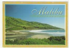 Malibu California 2010 USA Postcard 488a