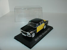 1/43 SEAT 1500 BARCELONA TAXI 1970 by ALTAYA