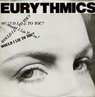 "EURYTHMICS Would I Lie To You?  12"" Ps, 3 Tracks, Eric Et Thorngren Mix/Extd Mix"