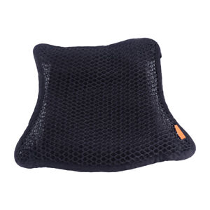 Double-layer Motorcycle Seat Mesh Cover Heat Insulation Sunscreen Pad lq