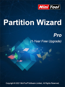 MiniTool Partition Wizard Pro {1 Year}