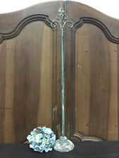 Antique French Styled Wreath Holder Stand Adjustable Reproduction