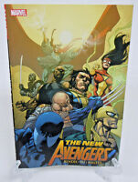 New Avengers Volume 6 Revolution 26 27 28 Marvel Comics TPB Trade Paperback NEW
