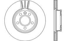 2x OPEN PARTS Discos de freno delanteros Ventilado Para FORD GALAXY BDA1937.20