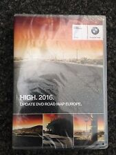 BMW mise à jour DVD Europe Europe road map Navi High 2016 x3 e83 x5 e53 z4 e86 z8 e52